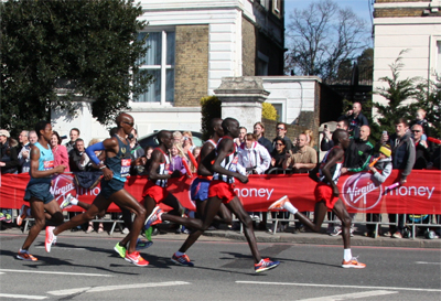 BARR London Marathon Members Draw